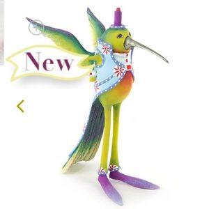 Patience Brewster Hummingbird Figure